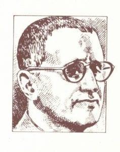 Bertolt Brecht billede