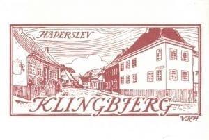 Tegning af Klingbjerg