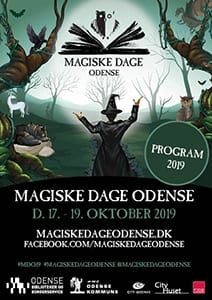 Magical days in Odense from October 17. – October 19.